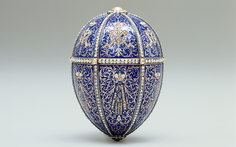 The 'real romance' of Fabergé