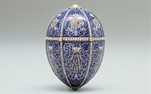 The 'real romance' of Fabergé auction at Christies