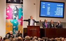Rothko leads the way in New Yo auction at Christies