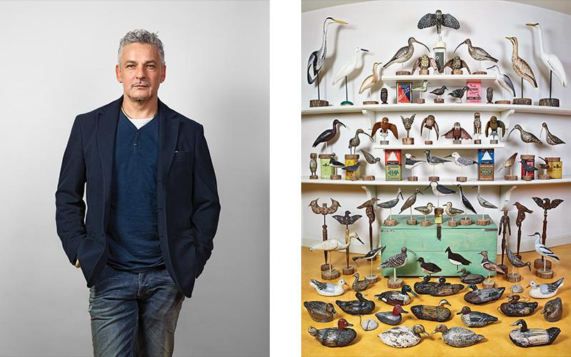 Collectors & their collections Roberto Baggio