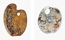 The Antenna Column:The palette auction at Christies