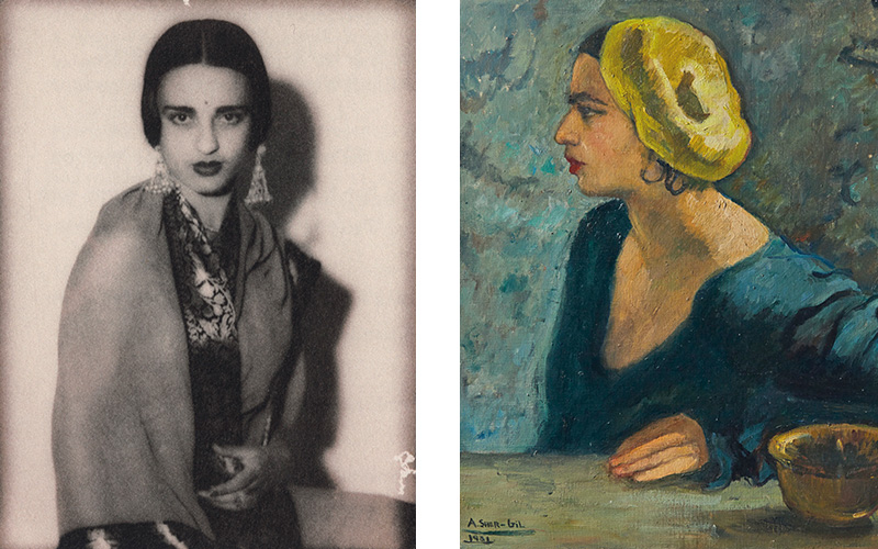 Amrita Sher-Gil Revolution personified