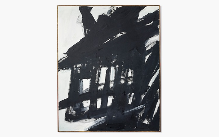 Franz Kline's Steeplechase auction at Christies