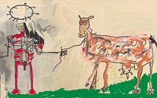 Jean-Michel Basquiat's The Fie