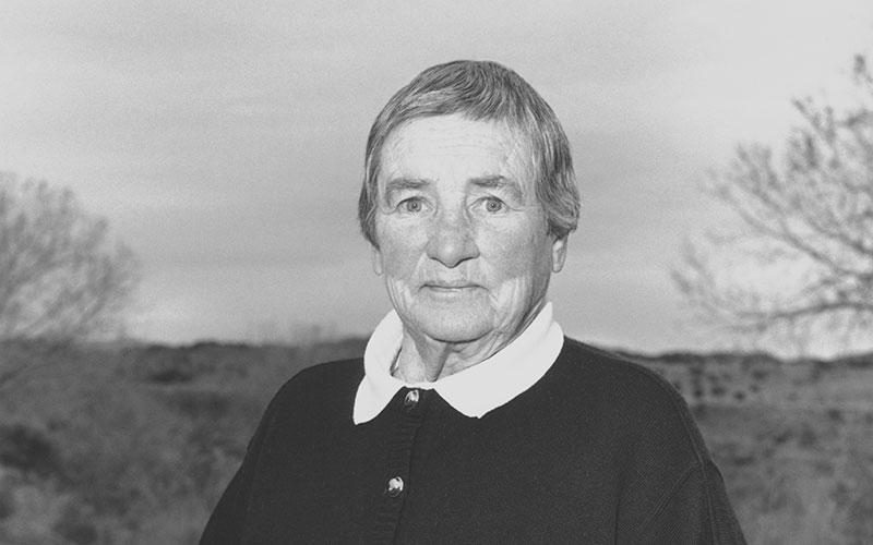 Agnes Martin Philosopher, artist, pioneer, recluse