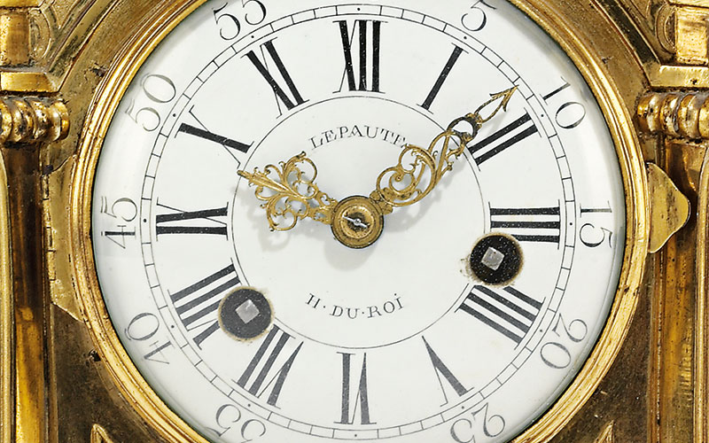french carriage clock parts