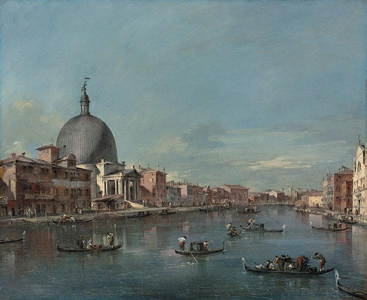 The Grand Canal Venice Francesco Guardi Francesco Guardi Venice