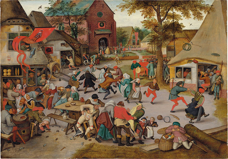 Bruegel Paintings For Sale
