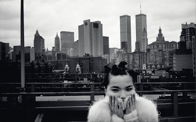 Iconic Photographs Of Bjork Big Time Sensuality Christie S