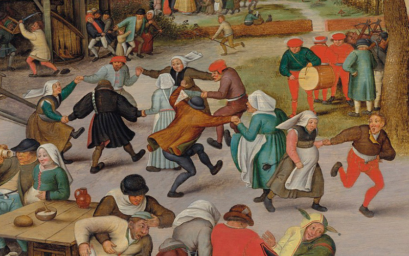 How Pieter Brueghel the Younge