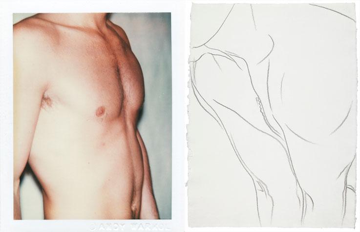Andy Warhol Nude 88