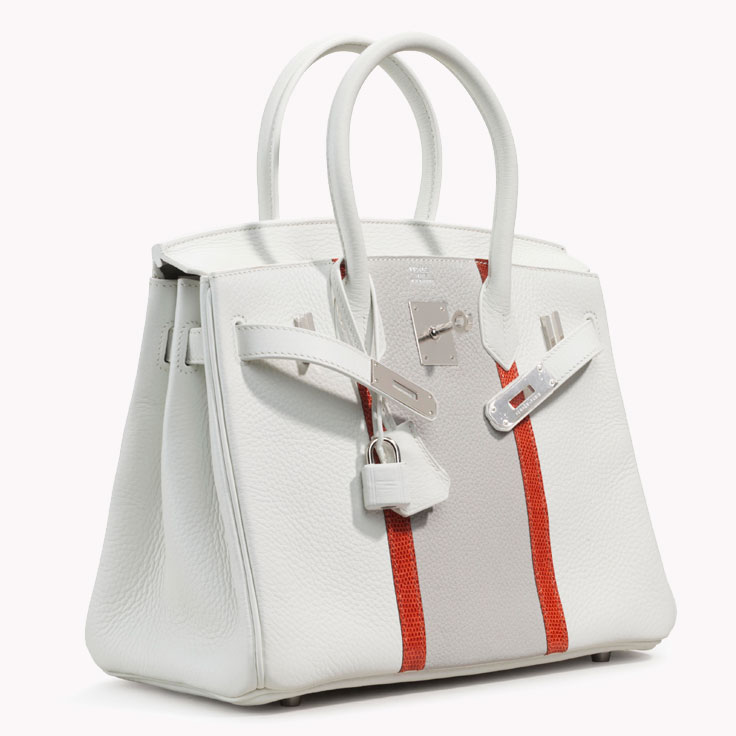 The Perfect Summer Bag: Hermes, Chanel and Louis Vuitton