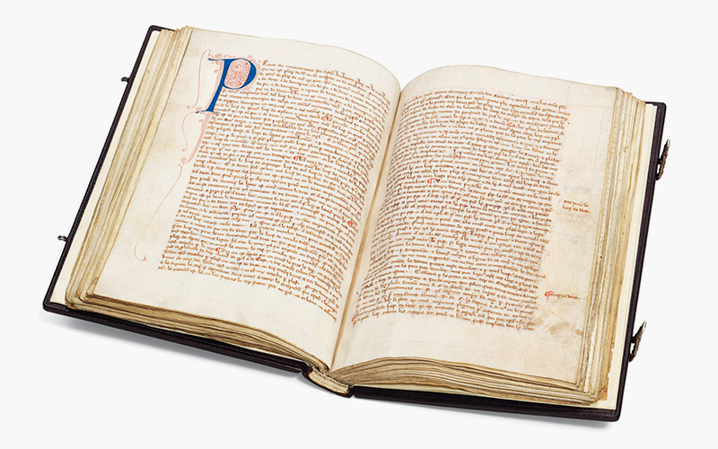 The charter that shaped the world