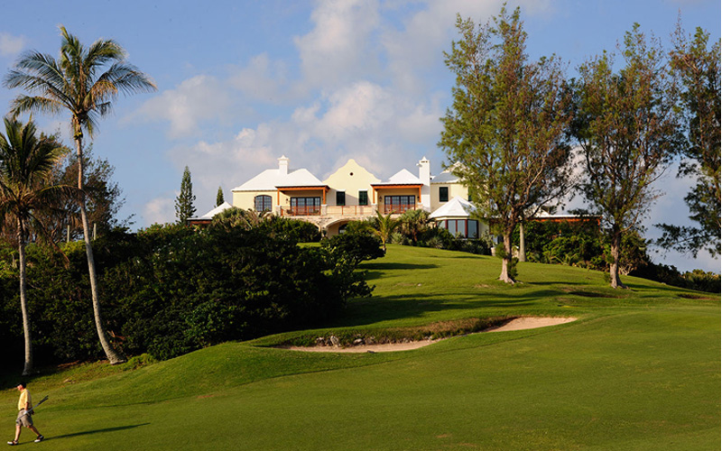Luxury Living Golf Courses