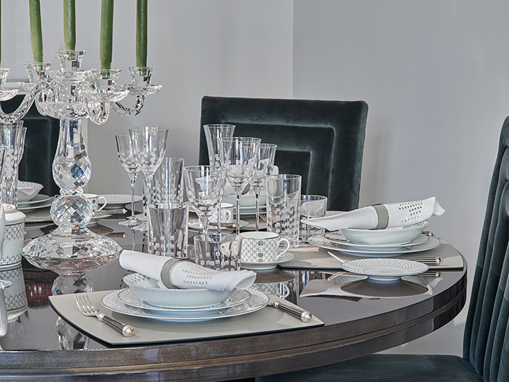 Katharine Pooley 10 Tips For Creating A Top Table