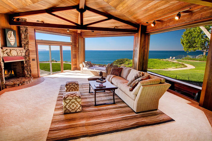 ... Overlooking The Pacific Ocean And Channel Islands In Santa Barbara,  This Property Represents The Pinnacle Of Contemporary California Coastal  Living.