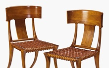 Expert interiors auction at Christies
