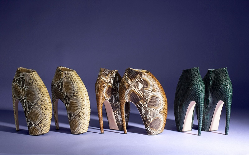 Alexander McQueen's Fantastical Boot