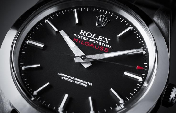 Milgauss Rolex Vintage
