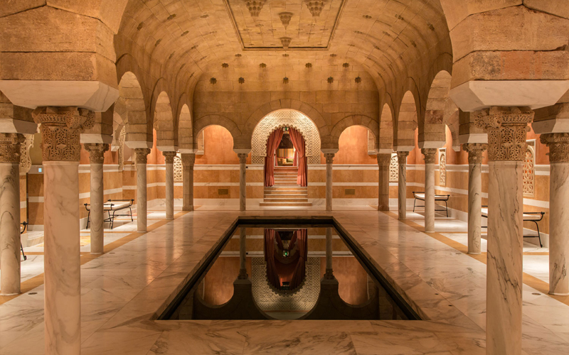 Luxury living spas and hammams christie 39 s - Indoor swimming pools in los angeles ca ...