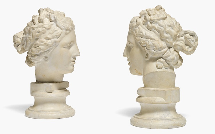 Double Vision auction at Christies