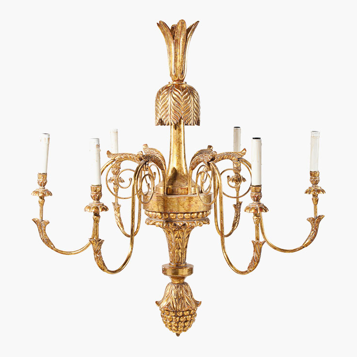 Wall Light Chandelier: Chandeliers And Wall Lights: Collecting Guide