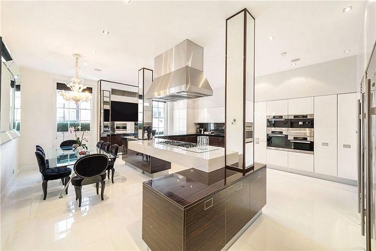 Luxury Living: Dream Kitchens
