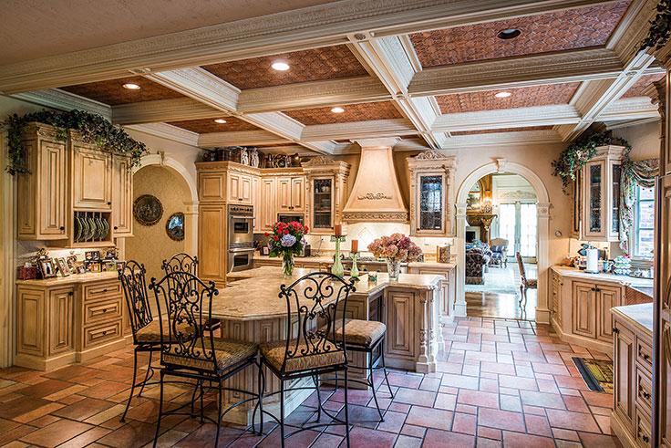 Luxury Living Dream Kitchens
