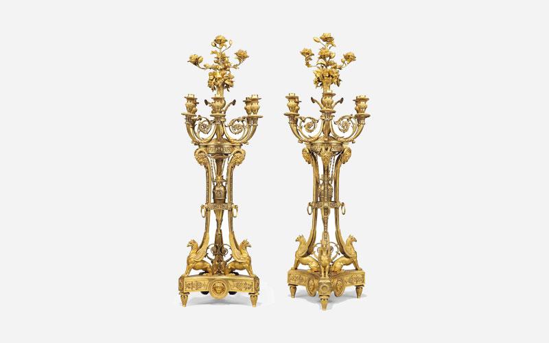Invitation to Consign Le Goût Français Arts décoratifs du XVIIe au XIXe siècle