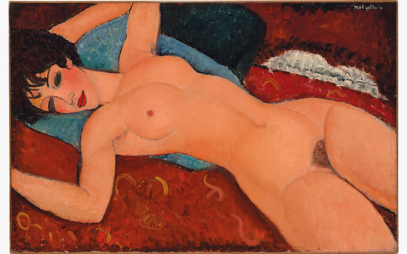 Modigliani masterpiece to lead November sales week in New York