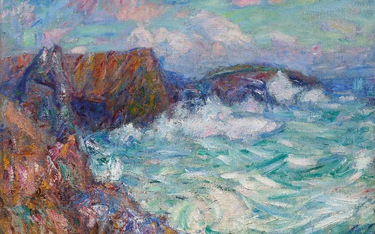 Australia's lost Impressionist auction at Christies
