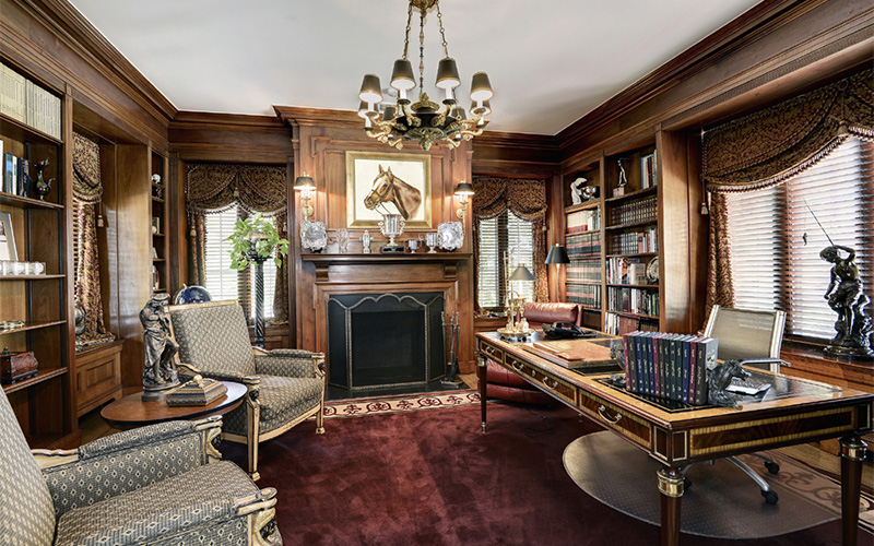 Luxury Living Studies And Home Offices Christie S