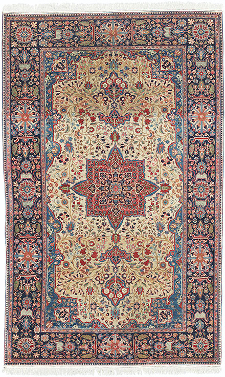 Very Collecting Guide: Oriental rugs and carpets | Christie's HB55