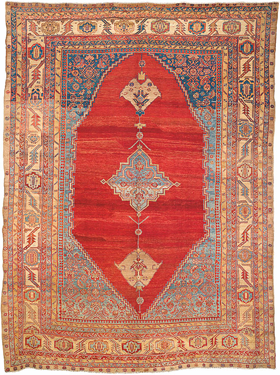 Collecting Guide Oriental Rugs And