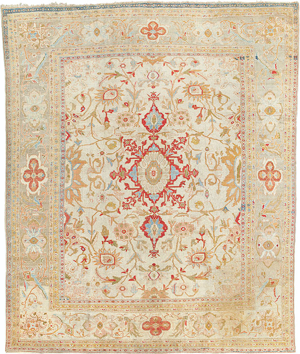 Collecting Guide: Oriental Rugs And Carpets