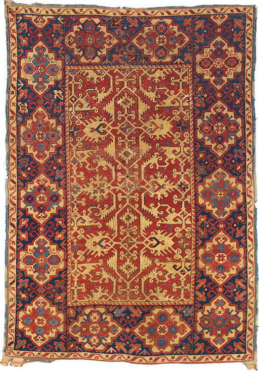 Collecting Guide Oriental Rugs And Carpets Christie S