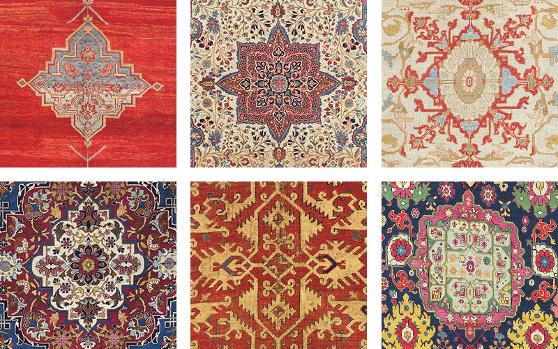 Well known Collecting Guide: Oriental rugs and carpets | Christie's VF03