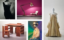 A Visual Odyssey: Selections f auction at Christies