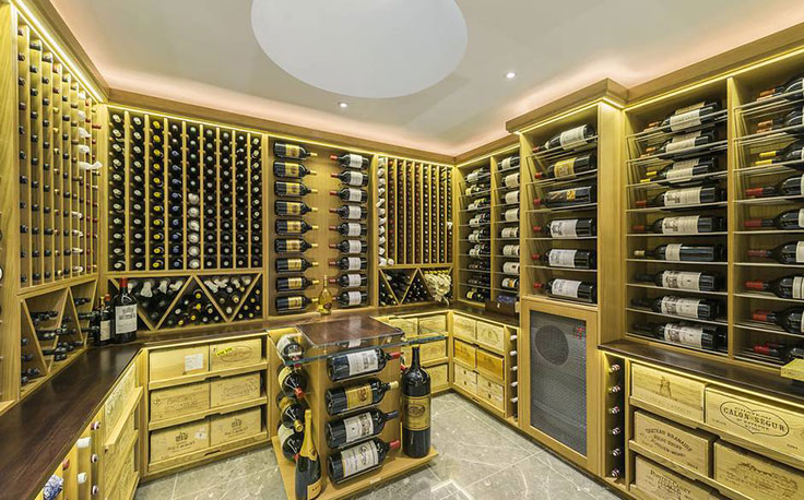 This elegant four-level mews house discreetly located in a sought-after enclave of Belgravia features an extensive wine cellar u2014 alongside a cinema gym ... & Luxury Living: Wine cellars | Christieu0027s