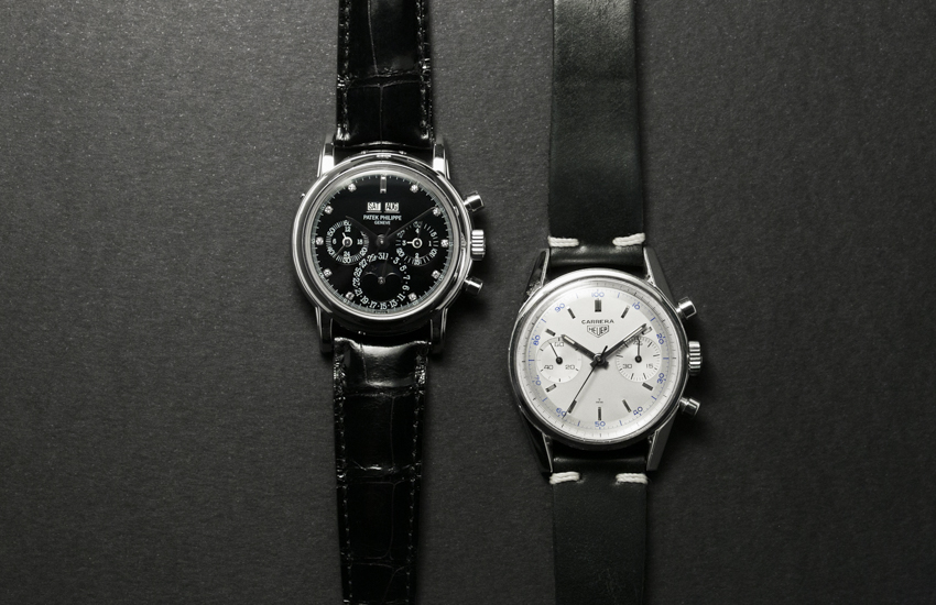 Video Highlights from Christie's Watch Shop Chronographs Sale