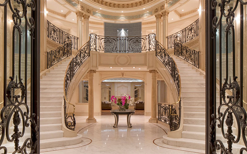Luxury Living French Ch 226 Teau Style Architecture Christie S