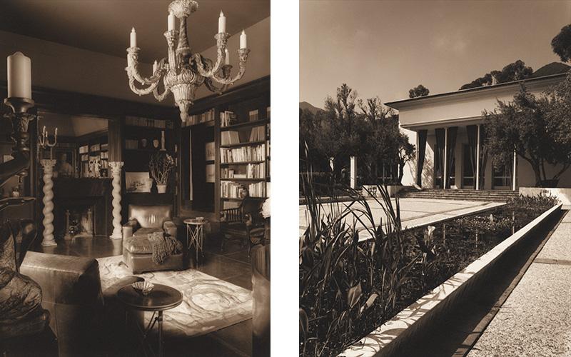 Villa Hesperides Living with art