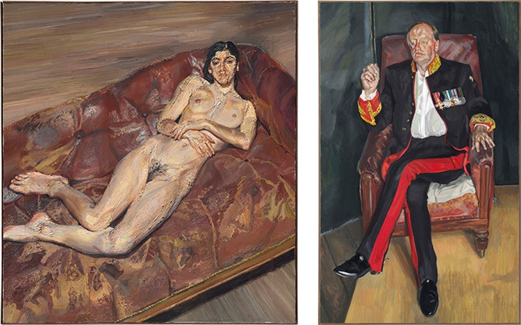 Bella and the Brigadier — two  auction at Christies