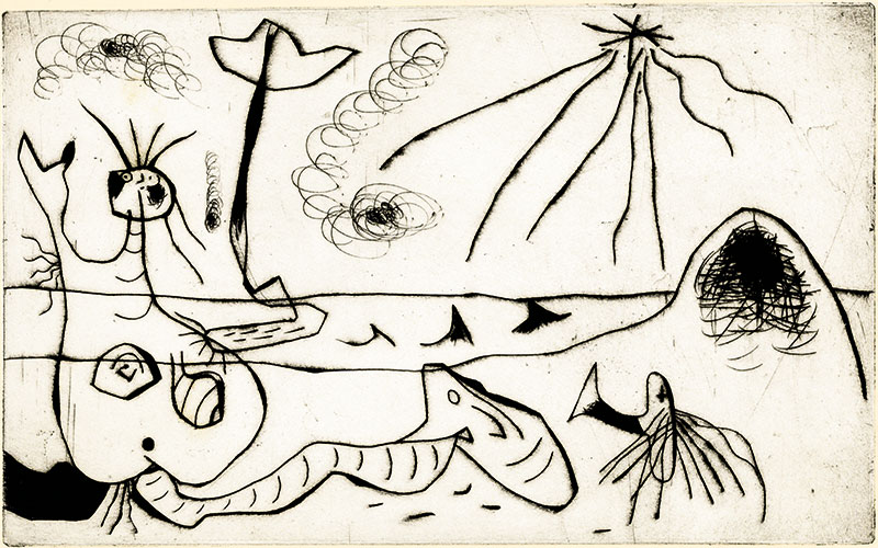 Picasso and Miro: The power of