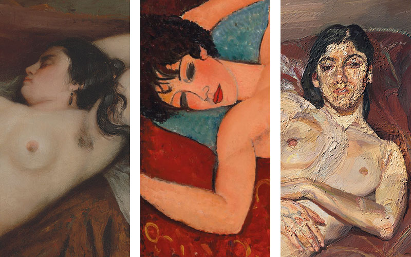 The creation of the modern Olympia — from Courbet to Freud