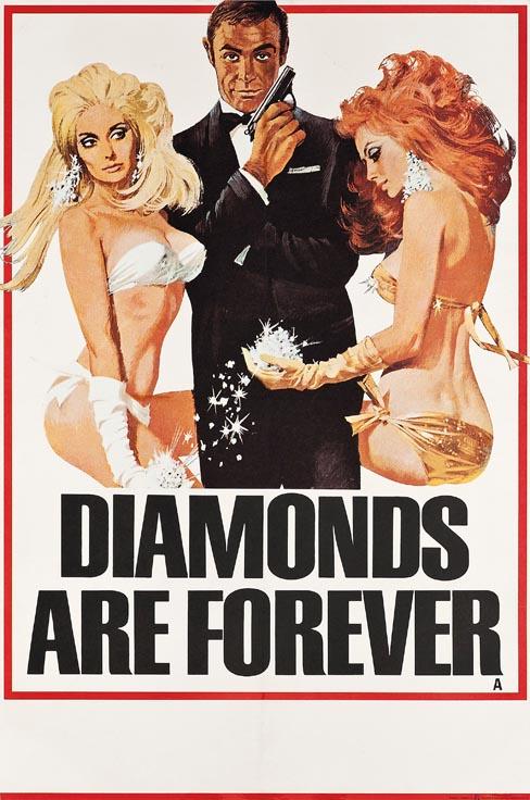 Posters USA  007 Casino Royale James Bond Movie Poster