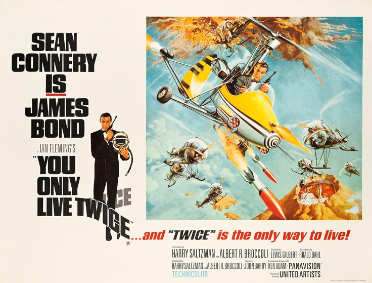 Everything you ever needed to know about James Bond film