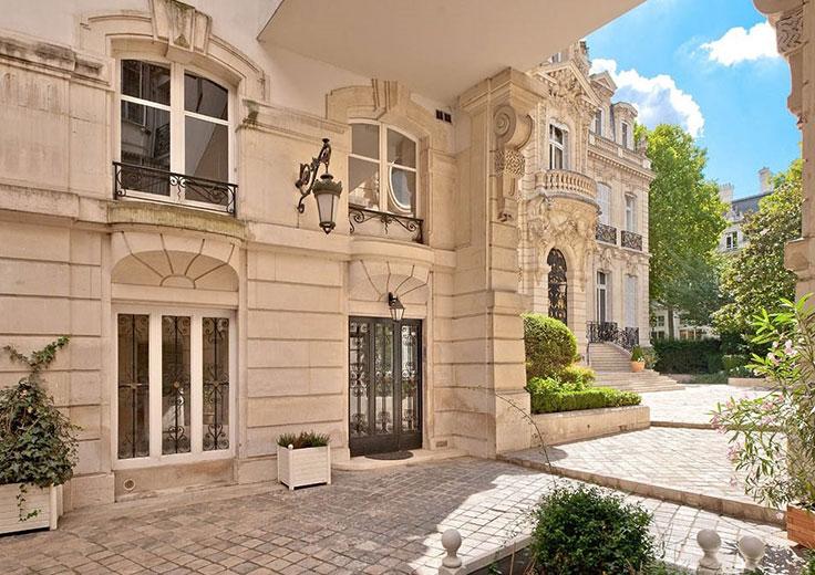 Duplex Hotel Paris