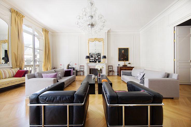 Luxury Living Parisian Pieds A Terre Christie S