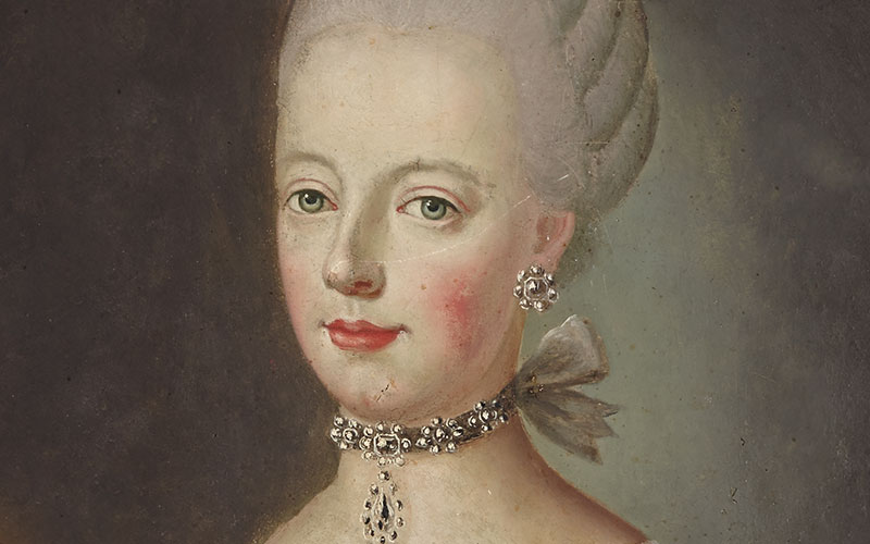 Marie-Antoinette — A life in 7